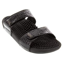 Kenkoh Aura Black Sandals