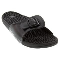 Kenkoh Chai Black Sandals
