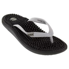 Kenkoh Luna Black Sandals
