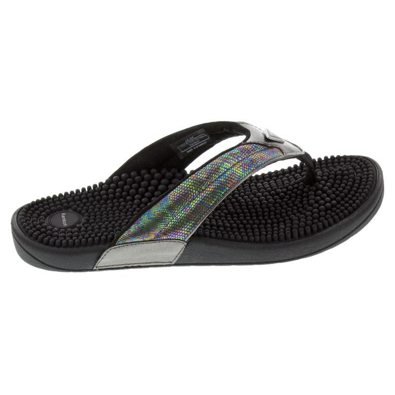 Kenkoh Spirit Metallic Massage Sandal right side view
