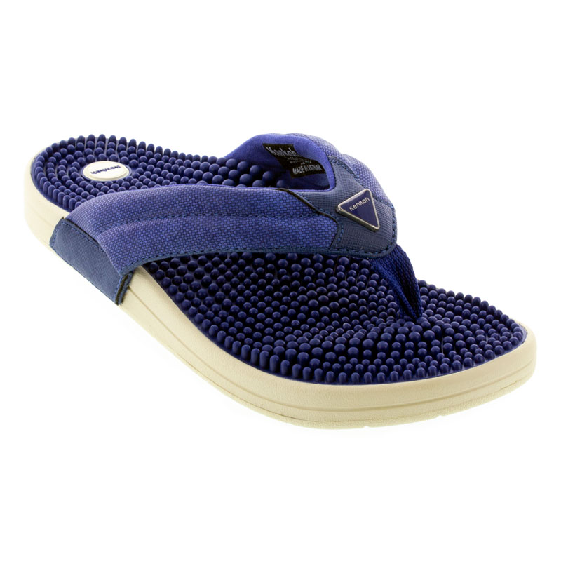 Kenkoh Spirit V Royal Blue Sandals