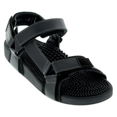 Kenkoh Sport Back Strap Black Sandals