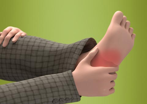 Get Relief from Plantar Fasciitis with Kenkoh