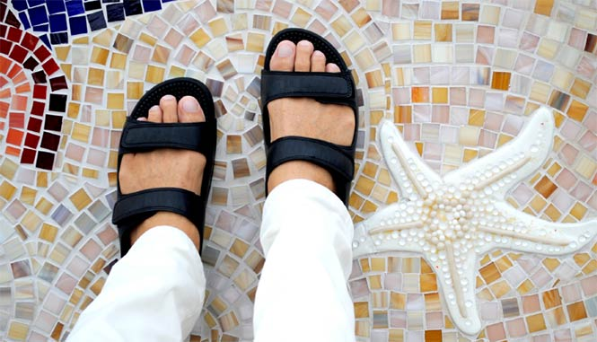 Kenkoh Sandals - Stylish and Healthful